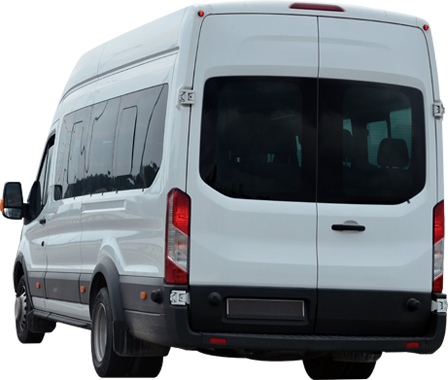 self drive van and minibus hire