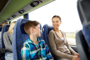 Coach Hire Northampton for Families